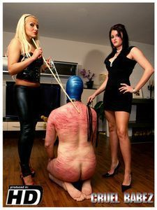 Extreme Female Domination over man