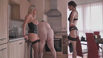 Tina Kay and Victoria Summers